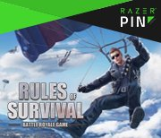 Rules of Survival Mobile (Razer PIN)
