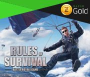 Rules of Survival Mobile (Razer Gold)